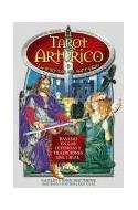 Papel TAROT ARTURICO LA BUSQUEDA DEL SANTUARIO [BARAJA + LIBRO] (TABLA DE ESMERALDA)