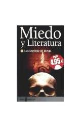 Papel MIEDO Y LITERATURA