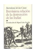 Papel BREVISIMA RELACION DE LA DESTRUYCION DE LAS INDIAS