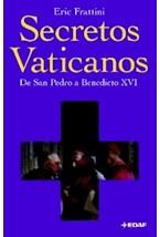 Papel SECRETOS VATICANOS DE SAN PEDRO A BENEDICTO XVI