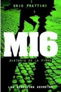 Papel MI6 HISTORIA DE LA FIRMA (SEVICIOS SECRETOS)