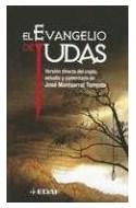 Papel EVANGELIO DE JUDAS [VERSION DIRECTA DEL COPTO ESTUDIO Y COMENTARIO DE JOSE MONTSERRAT TORRENTS]