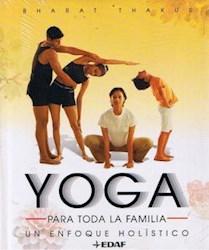 Libro Yoga Para Toda La Familia