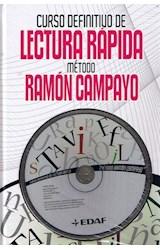 Papel CURSO DEFINITIVO DE LECTURA RAPIDA METODO RAMON CAMPAYO