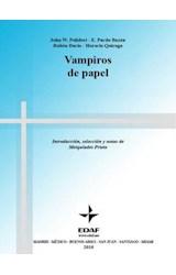 E-book VAMPIROS DE PAPEL