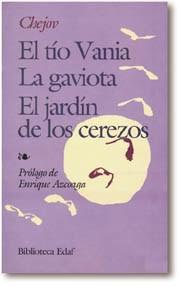 E-book El Tío Vania. La Gaviota. El Jardín De Los Cerezos