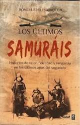 Libro Los Ultimos Samurais