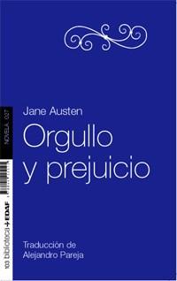 E-book Orgullo Y Prejuicio.