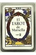 Papel TAROT DE MARSELLA [INCLUYE CAJA BARAJA DE 78 CARTAS] (TABLA DE ESMERALDA)