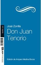 E-book DON JUAN TENORIO