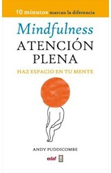 E-book Mindfulness. Atención plena