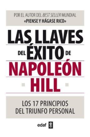 Papel Llaves Del Exito De Napoleon Hill, Las