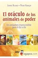 Papel ORACULO DE LOS ANIMALES DE PODER [INCLUYE CAJA  64 CARTAS + MINIGUIA] (TABLA DE ESMERALDA)