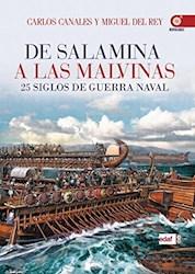 Libro De Salamina A Las Malvinas