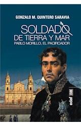 E-book Soldado de tierra y mar. Pablo Morillo el pacificador