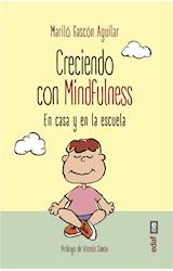 E-book Creciendo con mindfulness