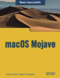 Libro Mac Os Mojave.