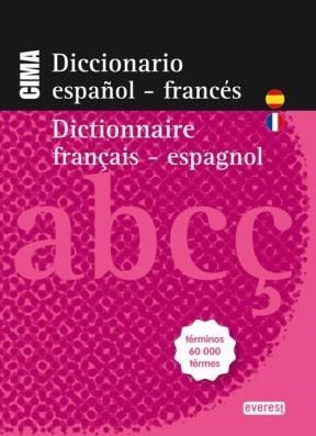E-book Diccionario Bilingüe Cima Español-Francés / Francés-Español