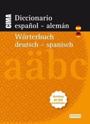 E-book Diccionario Bilingüe Cima Español-Alemán / Deustch-Spanisch
