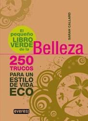 Libro Belleza Verde Productos Y Tratamientos