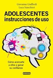 Libro Adolescentes Instrucciones De Uso