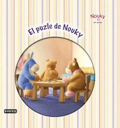Libro Nouky & Sus Amigos  El Puzle De Nouky