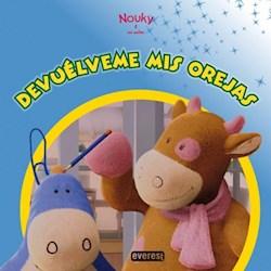 Libro Nouky  Devuelveme Mis Orejas !