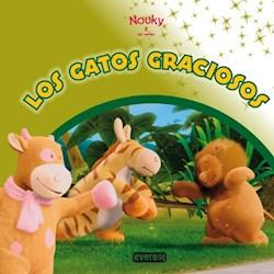Libro Nouky  Los Gatos Graciosos