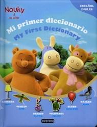 Libro Nouky & Sus Amigos  Mi Primer Diccionario