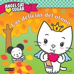 Libro Angel Cat Sugar  Las Delicias Del Otoño