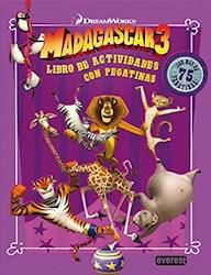 Libro Madagascar 3
