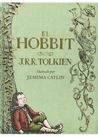 Papel El Hobbit Ilustrado Por Jemima Catlin