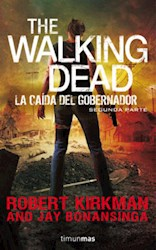 Papel The Walking Dead, La Caida Del Gobernador Vol.2  Novela