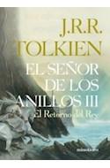 Papel SEÑOR DE LOS ANILLOS III EL RETORNO DEL REY (CARTONE) (EDICION GRANDE)
