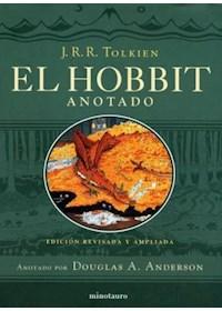 Papel El Hobbit. Anotado E Ilustrado