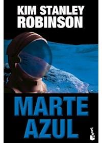 Papel Marte Azul