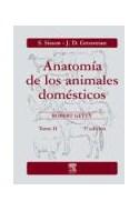 Papel Anatomía De Los Animales Domésticos