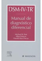 Papel DSM IV TR (MAN. DE DIAG. DIFERENCIAL)