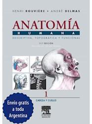 Papel Anatomia Humana Tomo 1 Cabeza Y Cuello