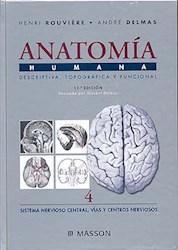 Papel Anatomia Humana Tomo 4 Sistema Nervioso