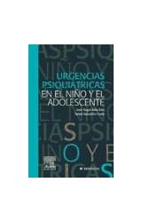 Papel URGENCIAS PSIQUIATRICAS EN EL NIÑO Y EL ADOLESCENTE
