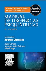 Papel MANUAL DE URGENCIAS PSIQUIATRICAS