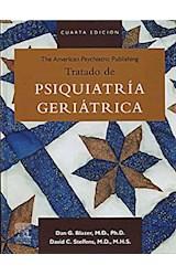 Papel TRATADO DE PSIQUIATRIA GERIATRICA