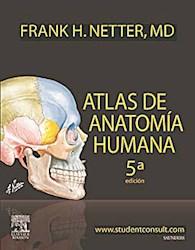Papel Atlas De Anatomia Humana 5º Edicion
