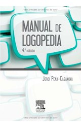 Papel MANUAL DE LOGOPEDIA
