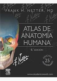 Papel Netter. Atlas De Anatomía Humana Ed.6º