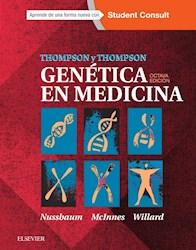 Papel Thompson & Thompson. Genética En Medicina + Studentconsult