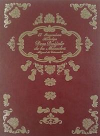 Libro Don Quijote De La Mancha ( Iv Centenario )
