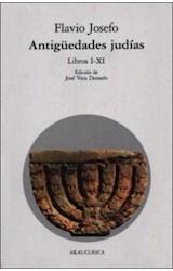 Papel ANTIGUEDADES JUDIAS LIBROS I-XI 2 TOMOS