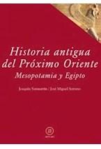 Papel HISTORIA ANTIGUA DEL PROXIMO ORIENTE. MESOPOTAMIA Y EGIPTO